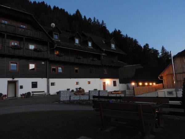 Fotografie hotelů: Ertlschweigerhaus, Donnersbach