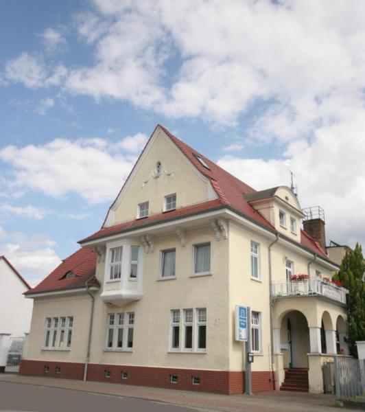 Hotelbilleder: Gästehaus Perleberg, Perleberg