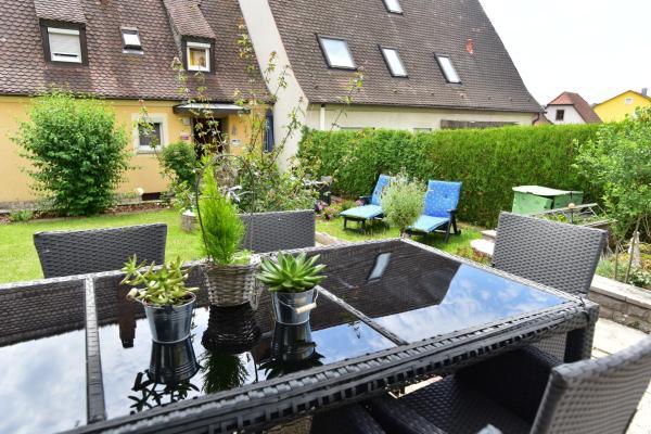 Hotelbilleder: Ferienwohnung Hannweber, Dettelbach