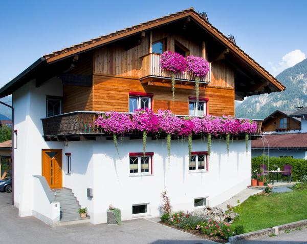 Zdjęcia hotelu: Apartments Schöll, Reutte