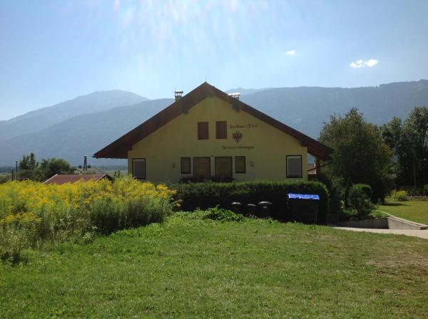 Φωτογραφίες: Landhaus Tirol, Presseggersee
