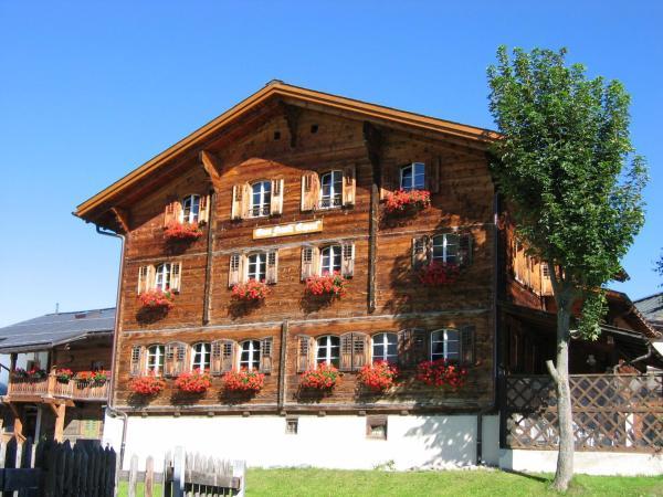 Hotel Pictures: Casa Fausta Capaul, Brigels