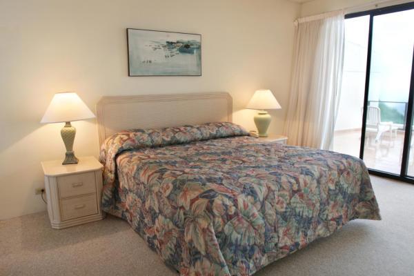 One Bedroom Ocean Front