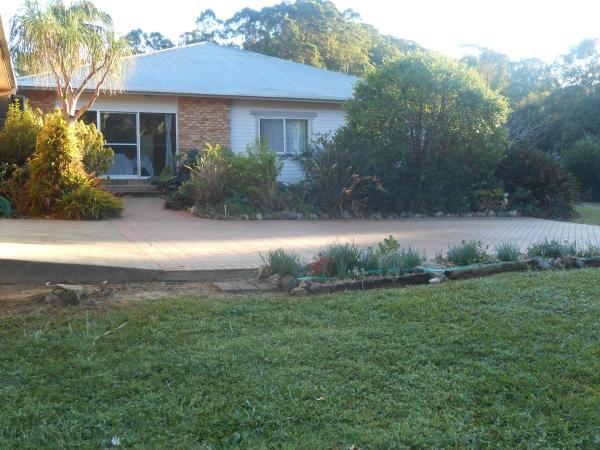 Hotellikuvia: 87 Acres The Pocket Farm Stay, Brunswick Heads