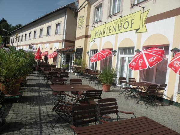 ホテル写真: Hotel Restaurant Marienhof, Unterkirchbach