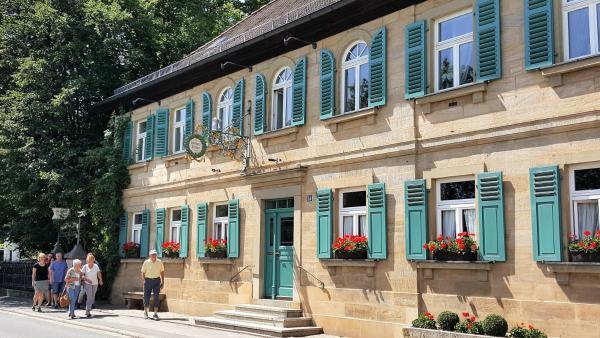 Hotelbilleder: Gasthof Schiller bei Bamberg, Wernsdorf