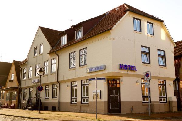 Hotelbilleder: Hotel Rendsburg, Rendsburg