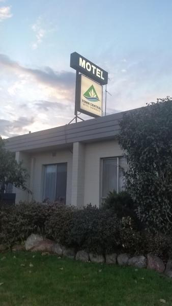 Fotos do Hotel: Bairnsdale Town Central Motel, Bairnsdale