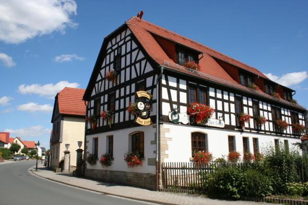 Hotelbilleder: Gasthaus & Hotel Zur Linde, Hermsdorf