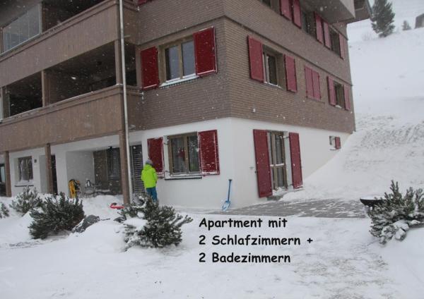 Fotos do Hotel: Alpenlodge B2, Faschina