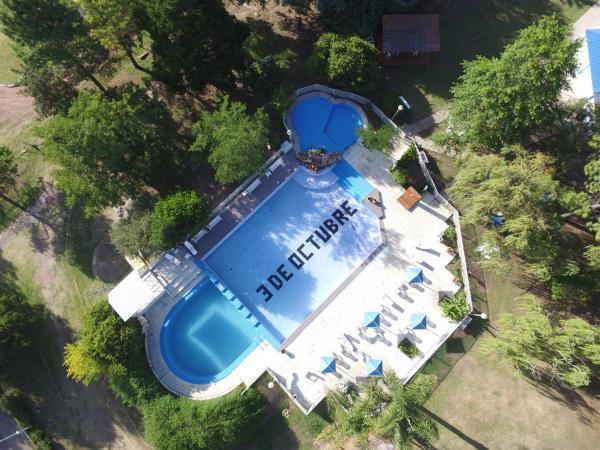 ホテル写真: Complejo 3 de Octubre, Villa del Dique