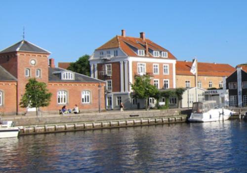 Hotel Pictures: Hotel Postgaarden, Skælskør
