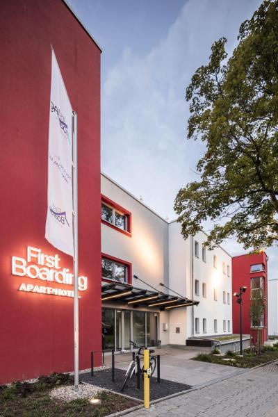 Hotelbilleder: Apart-Hotel FirstBoarding Bayreuth, Bayreuth