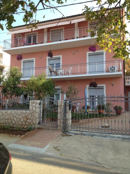 Hotelbilleder: Villa Mirjana, Dramalj