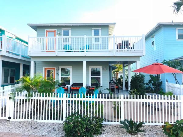 Hotelbilder: Latitude Adjustment 77 Home, Port Aransas