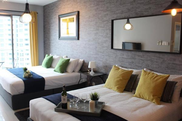 Foto Hotel: LSE @ Teega Boutique Suites, Nusajaya