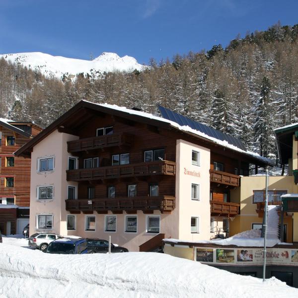 Fotos del hotel: Pension Timmelseck, Obergurgl