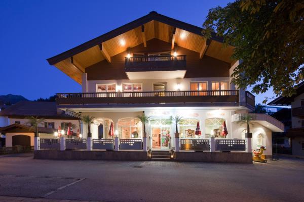 Fotos do Hotel: Cafe Ferienhaus Ilius, Fieberbrunn