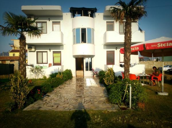 Zdjęcia hotelu: Hotel Fahria Velipoj, Velipojë