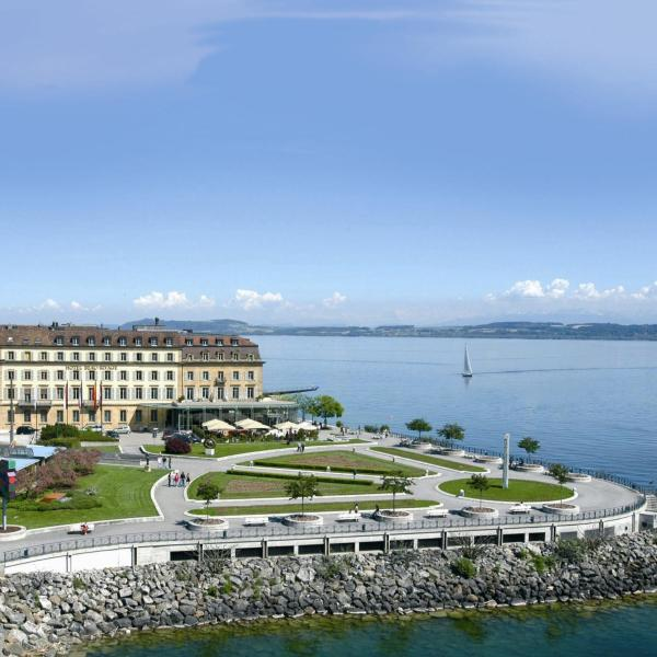 Hotel Pictures: Beau Rivage Hotel, Neuchâtel