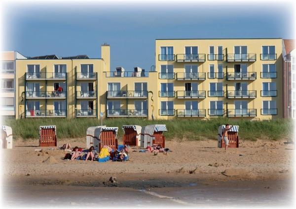 Hotelbilleder: Hotel Sahlenburger Strand, Cuxhaven