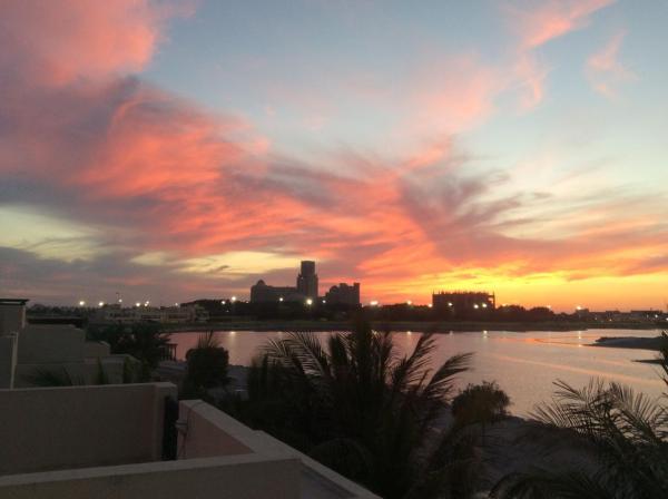 Foto Hotel: Sea View Villa - Al Jazirah al Hamra', Ras al Khaimah