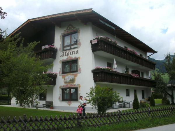 Hotellbilder: Haus Alpina, Walchsee