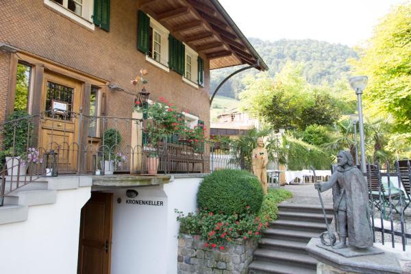 Hotel Pictures: Gasthof Krone Blatten, Blatten