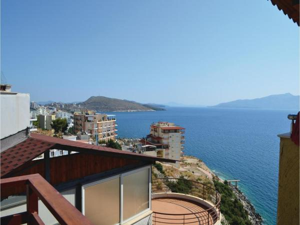 Zdjęcia hotelu: Apartment Sarande with Sea View 05, Gjashtë