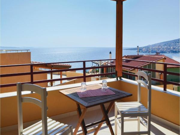 Zdjęcia hotelu: Apartment Sarande with Sea View 04, Gjashtë