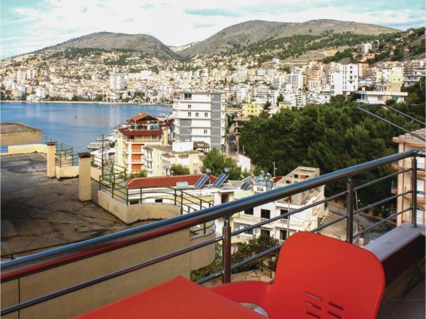 Foto Hotel: Apartment Sarande with Sea View 13, Gjashtë