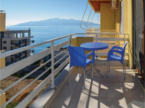 Фотографии отеля: Apartment Sarande with Sea View 08, Çukë