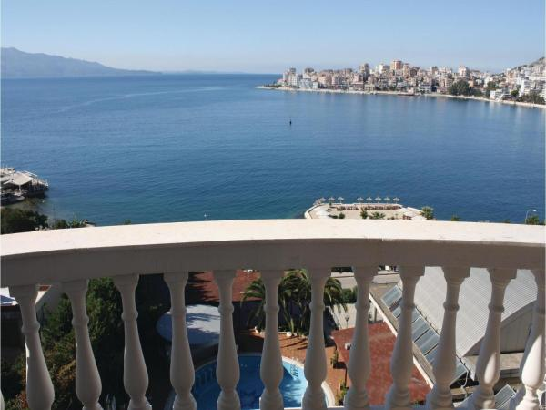 Zdjęcia hotelu: Apartment Sarande with Sea View 06, Gjashtë