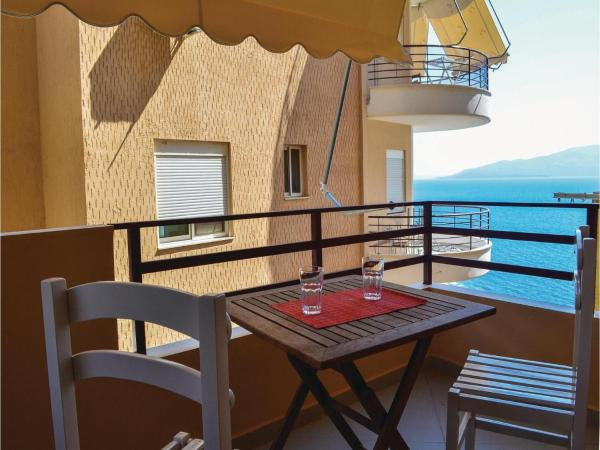 Zdjęcia hotelu: Apartment Sarande with Sea View 7, Gjashtë