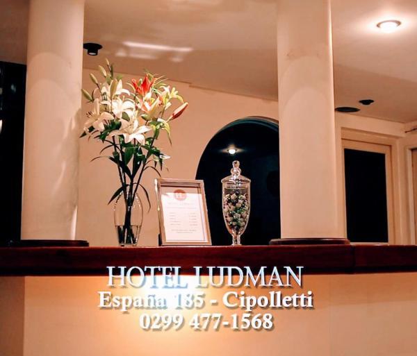 Hotelbilleder: Hotel Ludman, Cipolletti