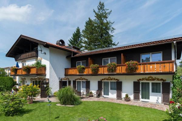Hotelbilleder: Pension Wendelstein, Miesbach