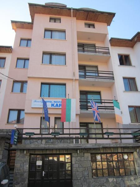 ホテル写真: Family Hotel Karov, Chepelare