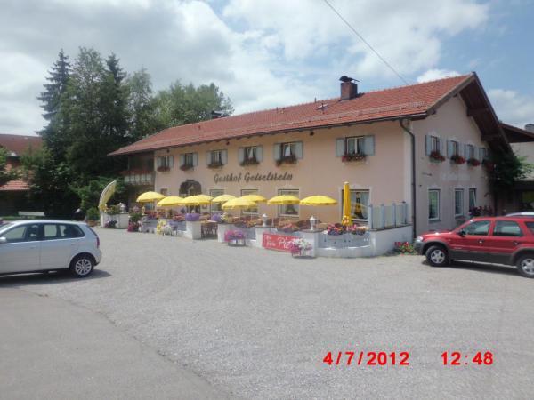Hotel Pictures: Alpengasthof Geiselstein, Halblech