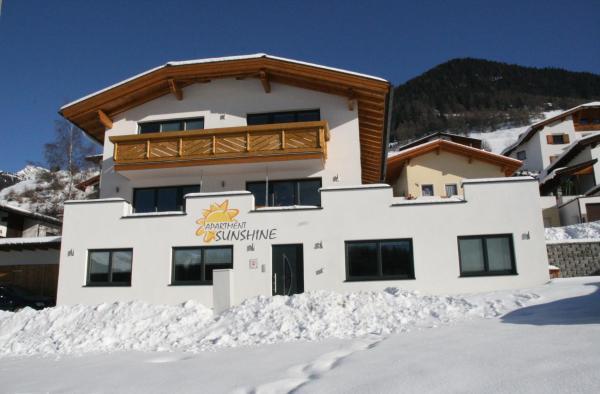 Fotos do Hotel: Apartment Sunshine, Nauders