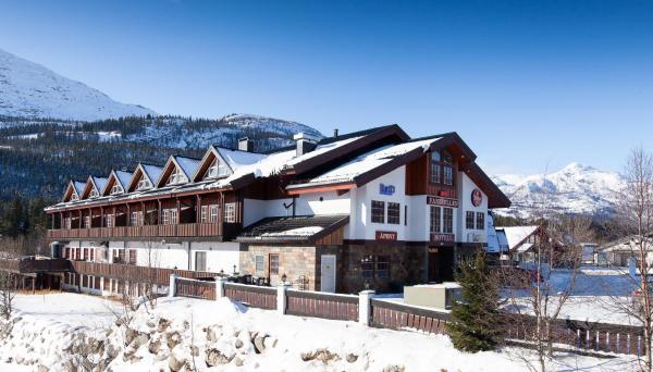 Hotellbilder: Fanitullen Apartments, Hemsedal
