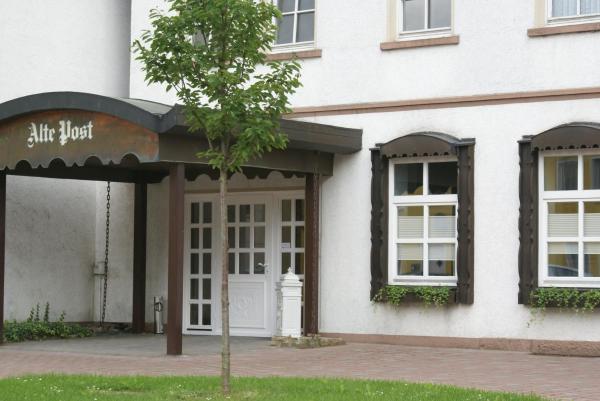 Hotelbilleder: Hotel Alte Post, Boffzen