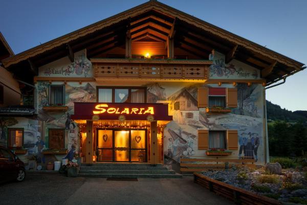Hotel Pictures: Apart Solaria - Haus des Wohlfühlens, Au im Bregenzerwald