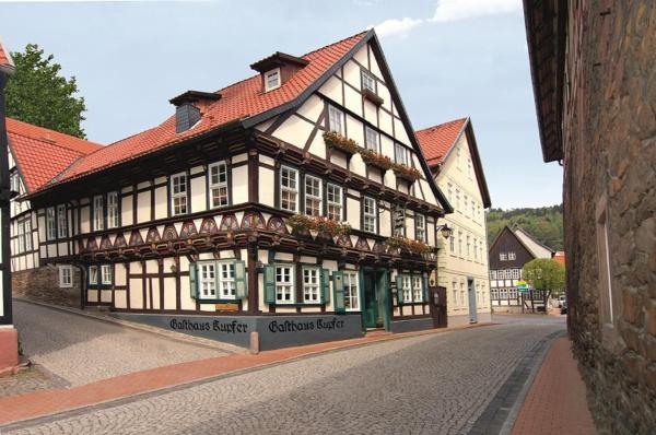 Hotel Pictures: Gasthaus Kupfer, Stolberg i. Harz