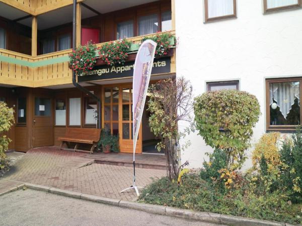 Hotelbilleder: Apartment Inzell 11, Inzell