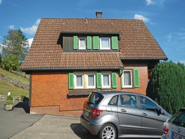 Hotelbilleder: One-Bedroom Apartment with Mountain View in Baiersbronn/Mitteltal, Baiersbronn