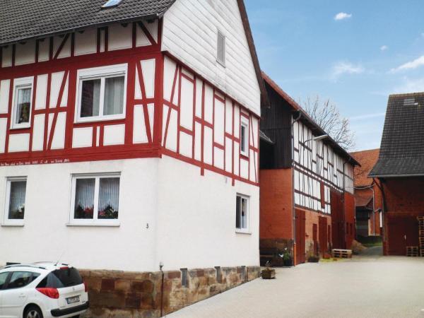 Hotelbilleder: Two-Bedroom Apartment in Bad Emstal, Bad Emstal