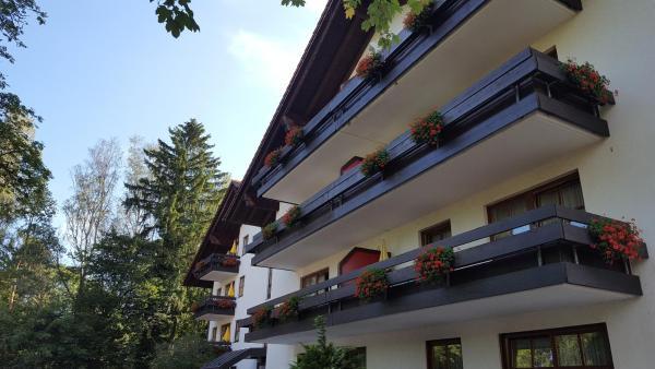 Hotelbilleder: Appartment-Hotel-Hölzl, Grünwald