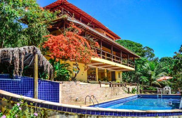 Φωτογραφίες: Villa Beija Flor, Morro de São Paulo