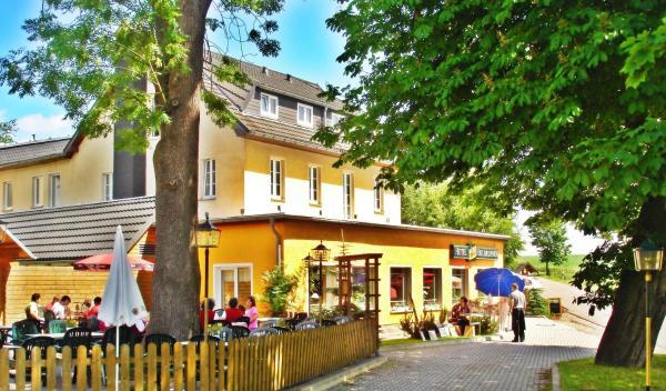Hotelbilleder: Hotel Heilbrunnen, Jöhstadt