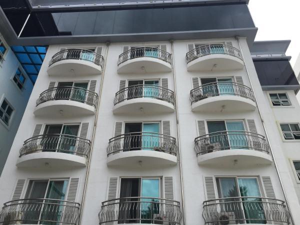 Zdjęcia hotelu: Paradaise Motel, Gangneung